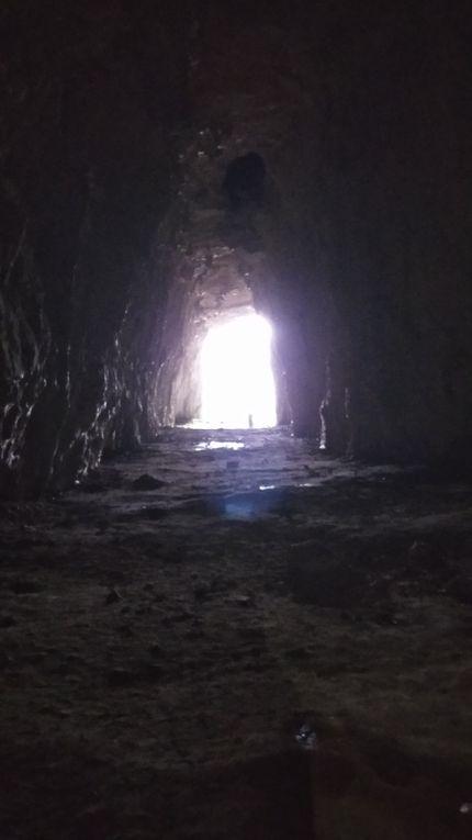Grotte du Moulin de la Roche, dimanche 7 février 2021