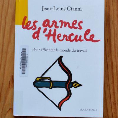 Les armes d'Hercule - Jean-Louis Cianni