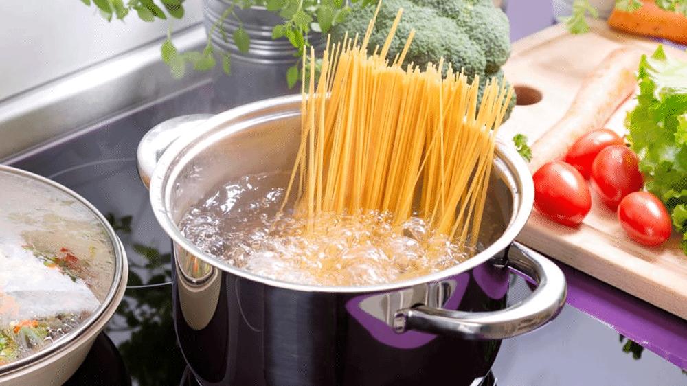 Les vertus de l'eau de cuisson