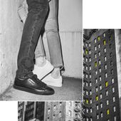 PUMA x THE KOOPLES CLYDE SNEAKERS / LIMITED EDITION