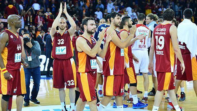 Galatasaray s'invite au Top 16