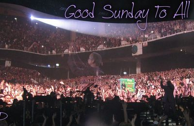 Good Sunday To you All !!