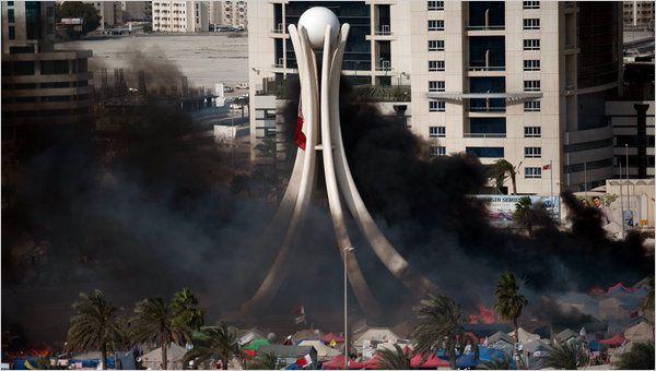 Appel à la solidarité lancé par les communistes du Bahreïn dans leur lutte contre la répression gouvernementale et l'invasion de l'Arabie saoudite et des pays du Golfe