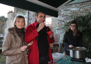 Dans le Morbihan, la Fête de la Soupe se déroule dans les ateliers d'artisans d'art