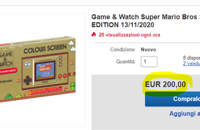 Le Game&Watch Super Rapace