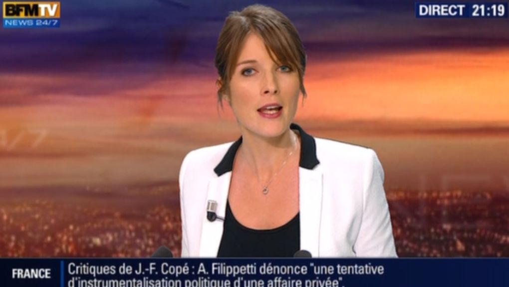 21H12 - LUCIE NUTTIN - BFM TV - WEEK-END 360