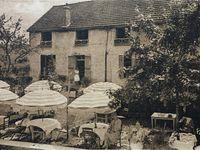 """St-Lambert - Postées en 1924 - """"Bon Accueil"""""""