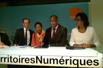 Martinique : La ville de Ste-Marie choisie la solution Office Together Ready d'Orange !