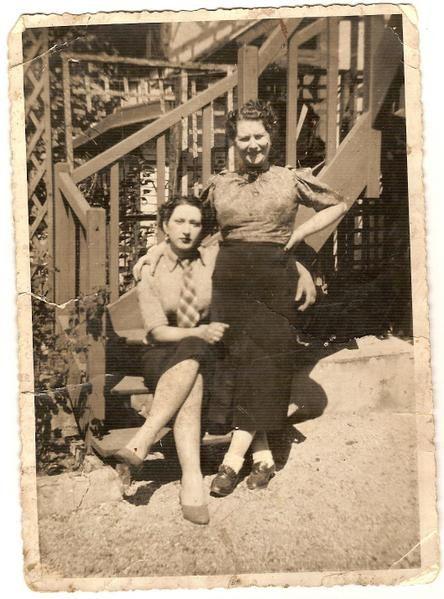 famille manaster oling de la Pologne des années 30 à la France  Max et Esther, mes parents