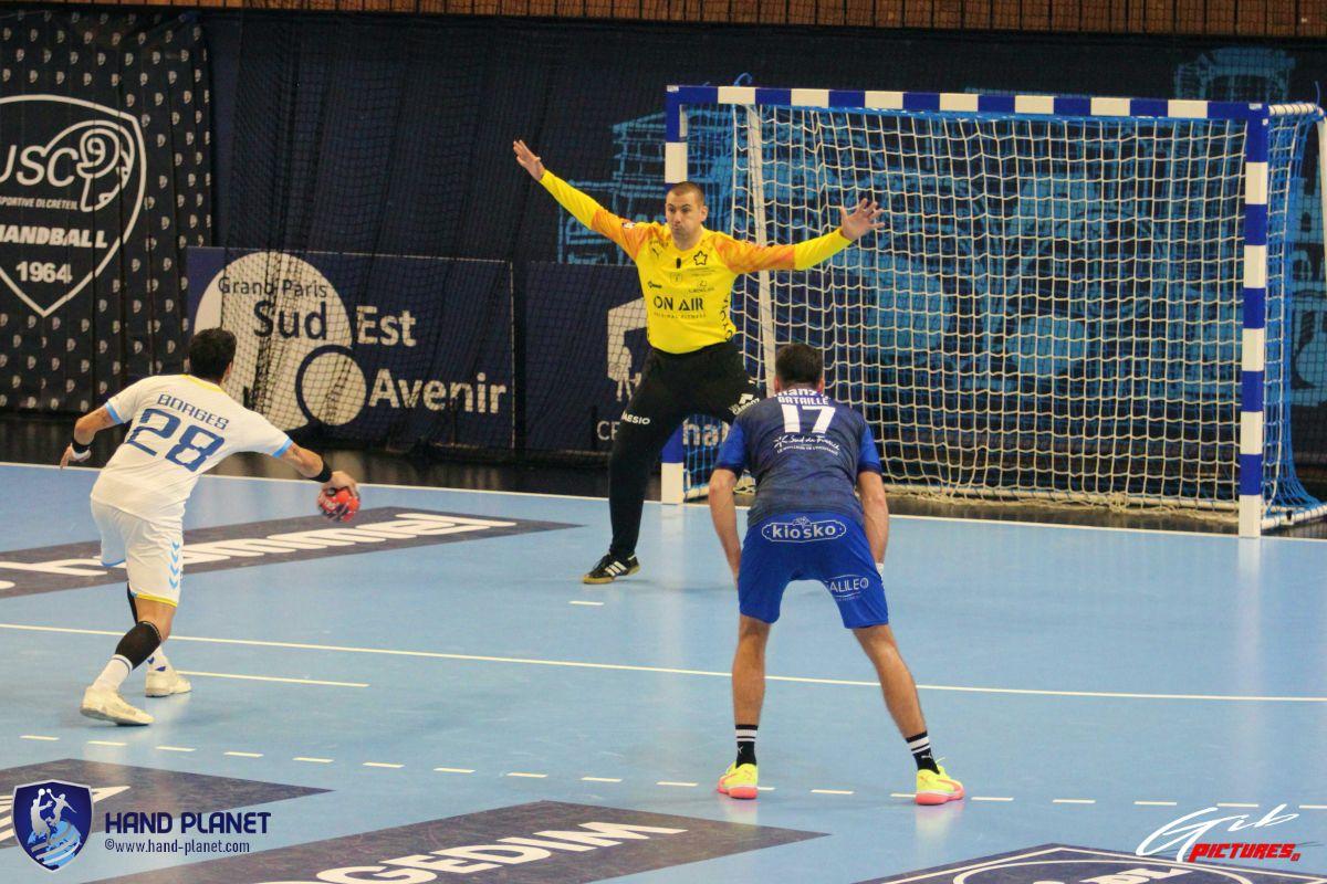 LSL J12 | US Créteil vs Montpellier HB (11/12/2020)