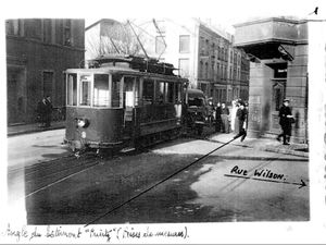 Livre de Roland SEBBEN - ALGRANGE Cité aux 4 mines - Le tramway (27)