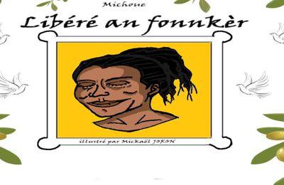 Fonnkèr apaisant en confinement sur YouTube avec la poète Michoue Itarre