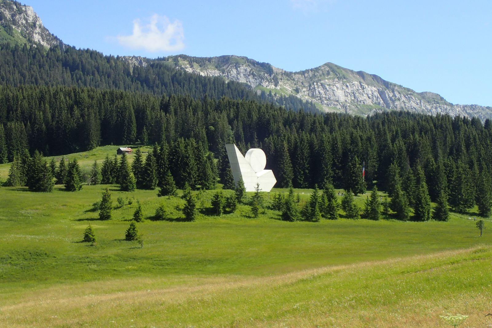 Roche Parnal : Tour de la Montagne des Frettes