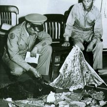 Ovni : l'affaire du crash de Roswell en 1947