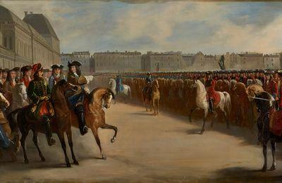 07 juin 1717: Versailles