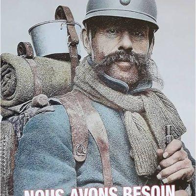Du 28 octobre au 2 novembre : quête 2021 du Souvenir Français.