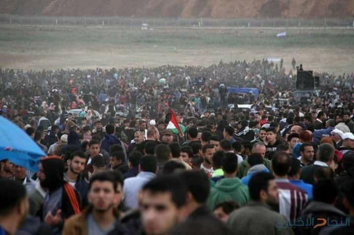 Ambassade américaine : Massacre à la frontière entre Gaza et Israël. 60 morts et plus de 2 771 blessés (provisoire)