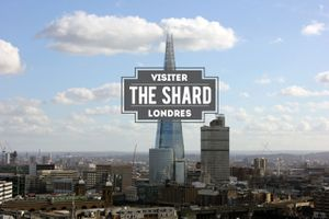 VISITER THE SHARD À LONDRES