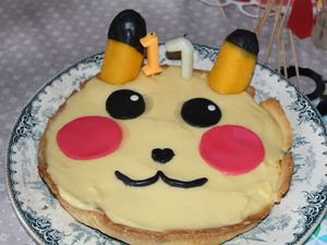 gateau pikachu facile maison sur charlotteblablablog