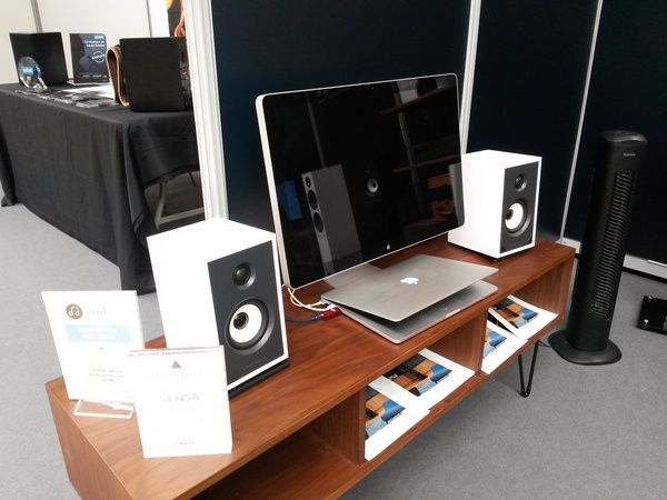 Triangle Sensa SN01A & SN03A @ Sound Days 2018 - photos: Tests et Bons Plans