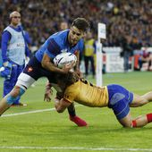 Il ne devait pas se rater et Guitoune a su saisir sa chance - XV de France - Rugby