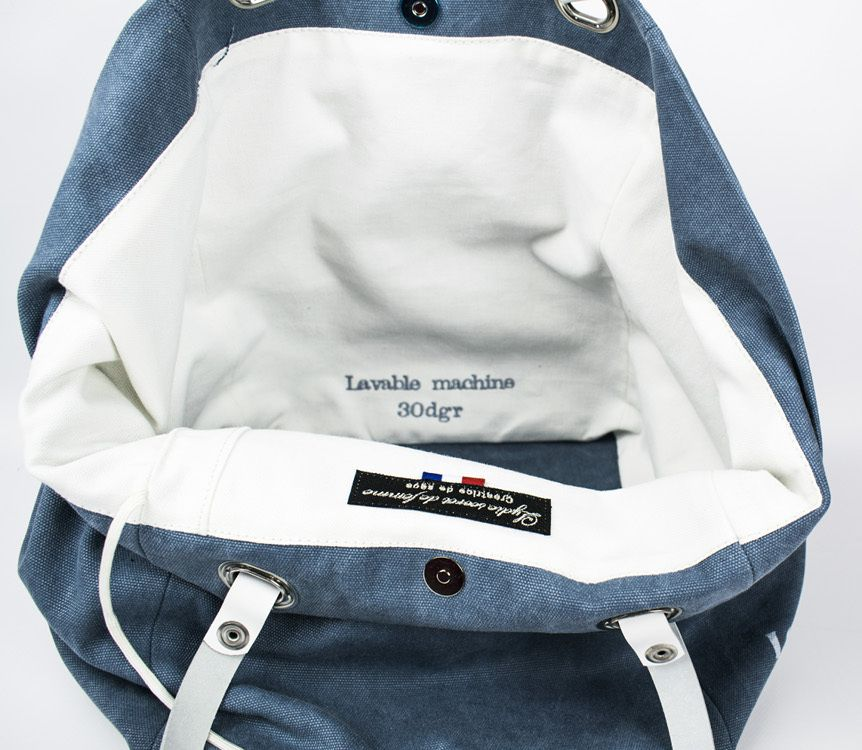"SAC CABAS "" EDITION LIMITED""lavable"