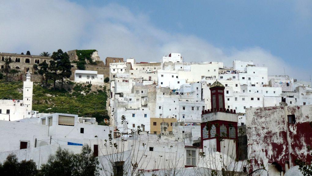 Tétouan, la médina, la kasbah et la route vers Chefchaouen ...