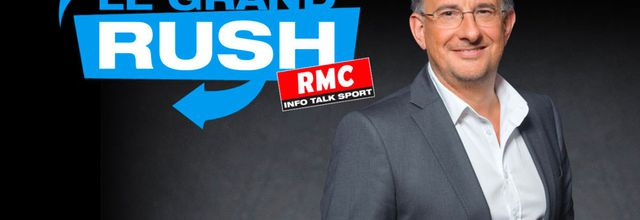 """""""Le Grand Rush"""" de RMC de retour ce vendredi sur RMC"""