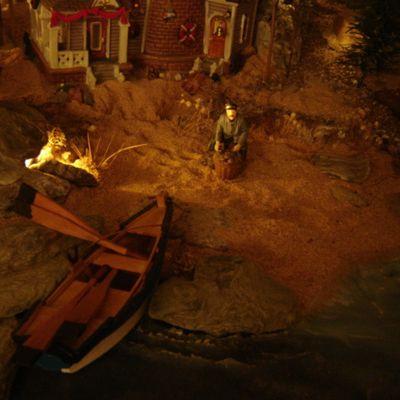 Village de Noël 2011 : voyage dans le passé