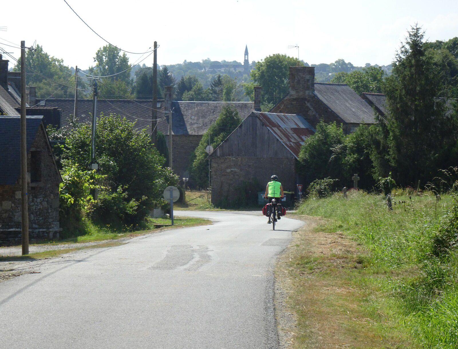 Le tour d'Ille-et-Vilaine - Etape 3 :  Pontorson / Saint-Brice-en-Coglès - 50,4 km - A.R