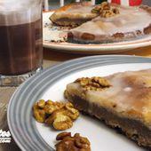 Recette : délice aux noix - Les Gralettes