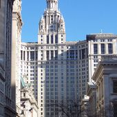 Manhattan Municipal Building - Wikipédia