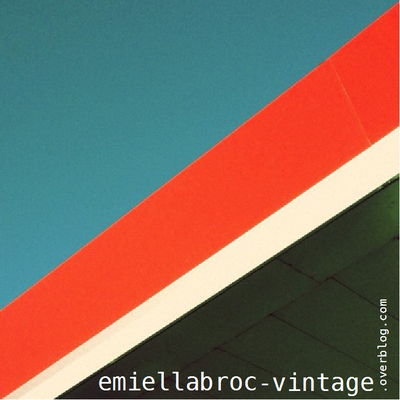 Emiellabroc Vintage Retro Kitch