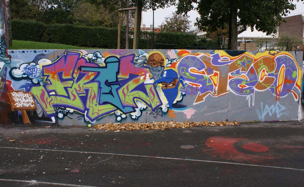 Album - Graffitis-IVRY-sur-Seine-Tom-013