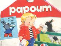 magazine Papoum 04/2009 N°91