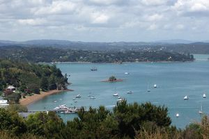 Jour 8 - Russell - Bay of Islands