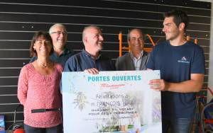 Maurs : Une nouvelle entreprise sur la zone artisanale de Laborie