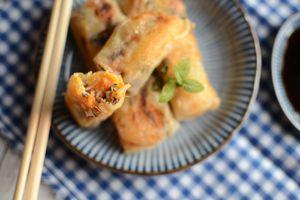 Nems aux crevettes #Ayam