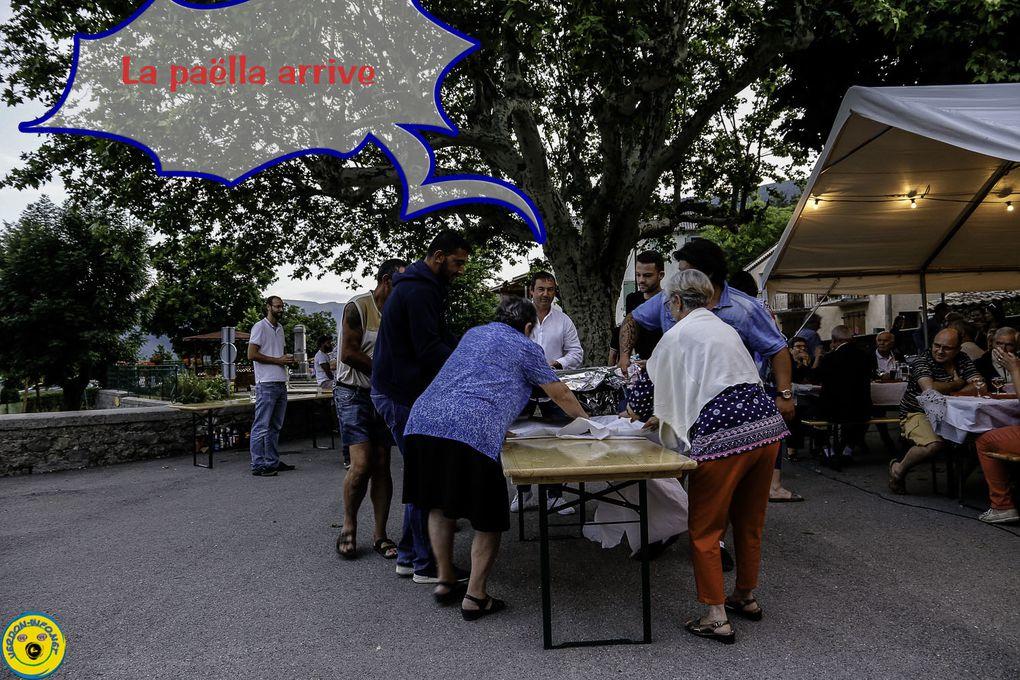 La Mure Argens  : Feu de la St Jean 2019