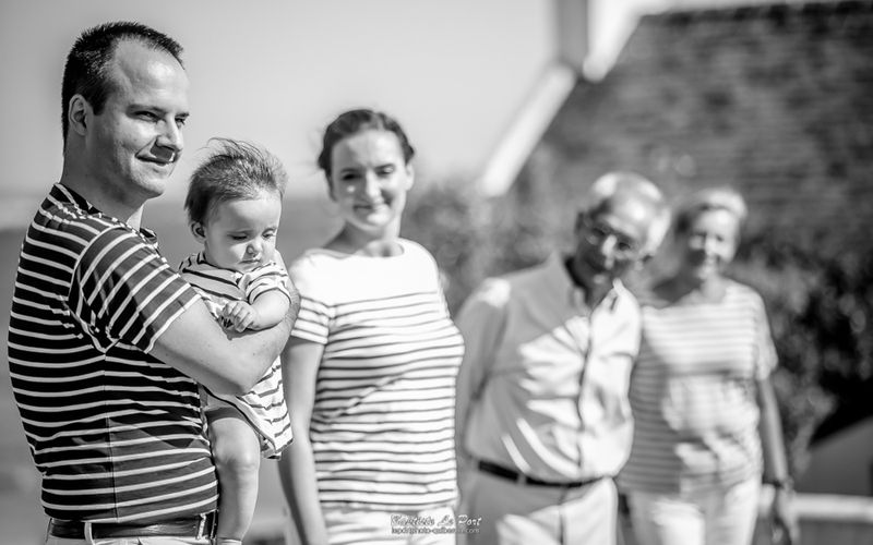 6 septembre - Portraits de famille en balade