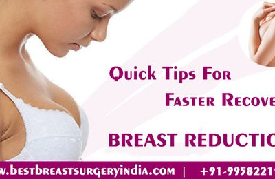 Breast Reduction in Delhi – Surgery Procedure for Smaller Breasts