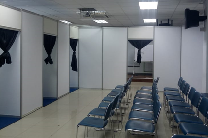 Fitting Room Pameran, Sewa Fitting Room Jakarta, Sewa Partisi Pameran