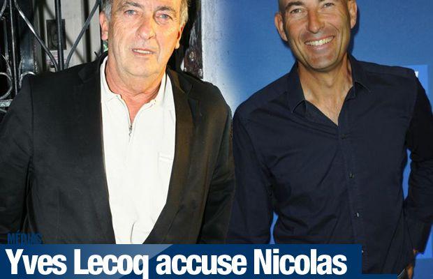 Yves Lecoq accuse Nicolas Canteloup de piller les Guignols ! #clash
