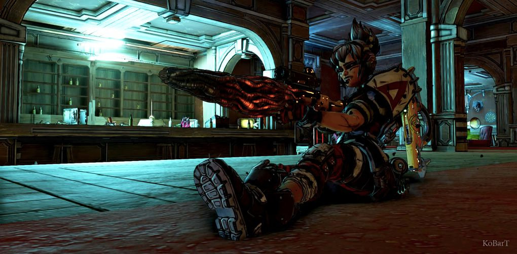 BORDERLANDS 3 - LE TEST -