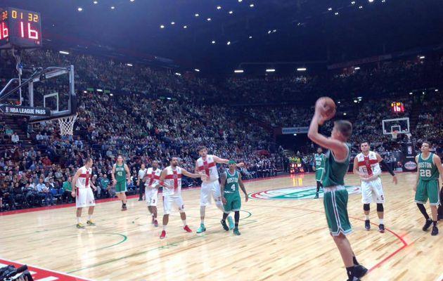 Les Celtics cartonnent à Milan