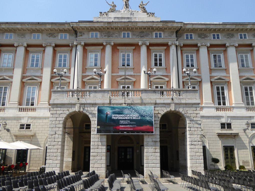 Trieste - Italie été 2015. 2/2