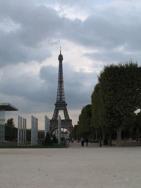 Balade en famille à Paris le 29 septembre 2013