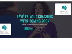"""Un coach personnel dans la """"communication relationnelle"""" et une colombienne avec Cyrine HAYOUNI"""