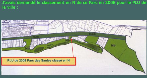 Jardin partagé du Parc des Saules en création : appel aux candidats...