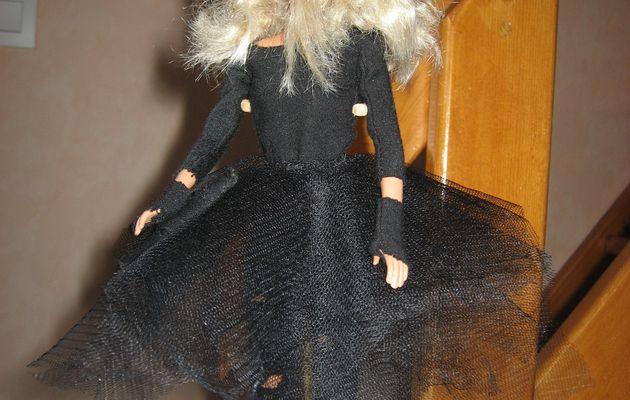 Déguisement Barbie - fée carabosse